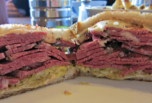 Pastrami Ruben, Wise Sons SF