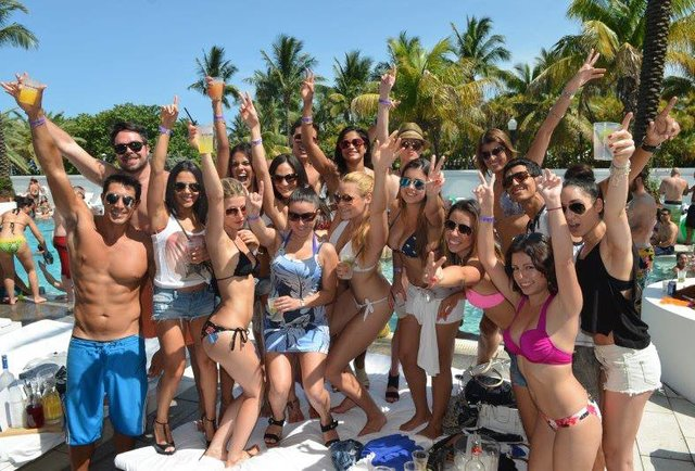 Rx Pool Party Miami