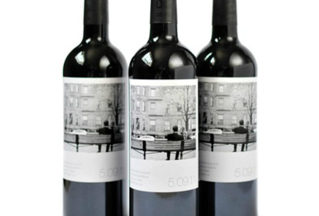 Personalized Wine Label