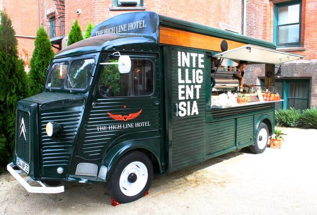 Intelligentsia coffee truck-The top 11 coffee roasters in the nation, as voted by super-serious coffee nerds