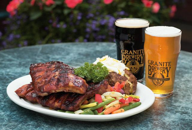 Granite Brewery Toronto