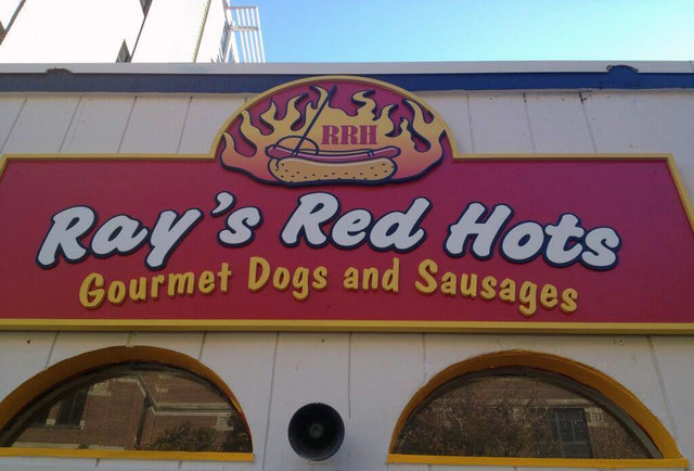 ray's red hots ann arbor michigan university
