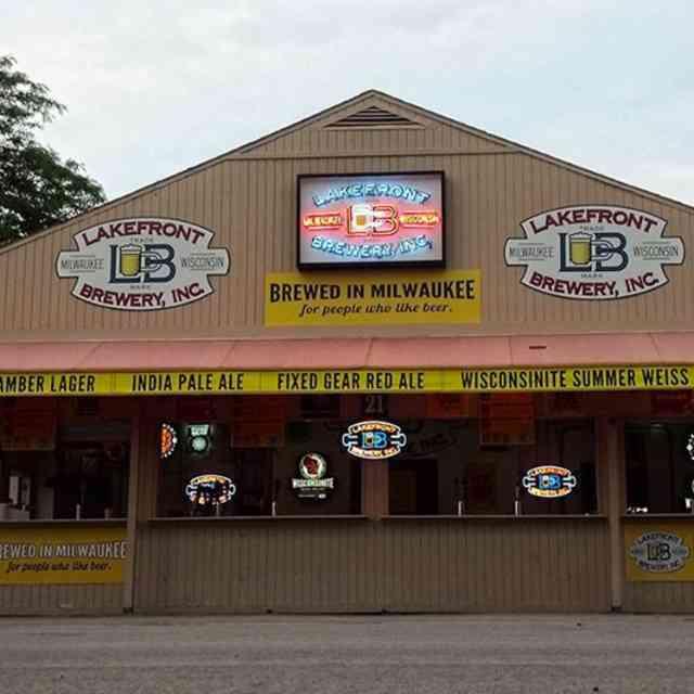 Lakefront Brewery Inc Thrillist Nation