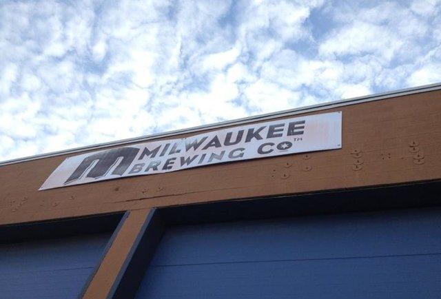 Milwaukee Brewing Co. exterior