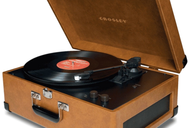Crosley CR249 Portable USB Turntable