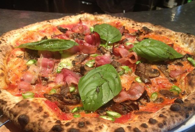 Ferro Bar Cafe Toronto pizza power rank