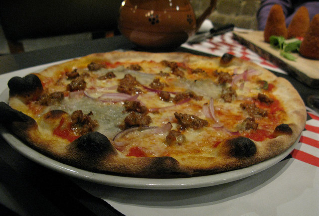 Terroni Toronto pizza power rank