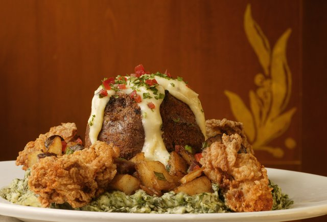 Dickie Brennan's Steakhouse NOLA