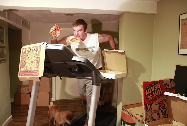 The Pizza Cleanse Testing The Benefits Of Eating Only