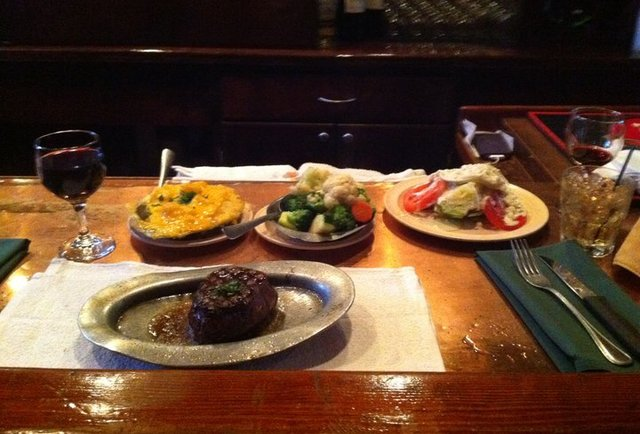 Charlie's Steakhouse NOLA
