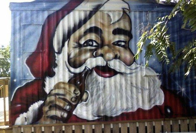 Santa's Pub