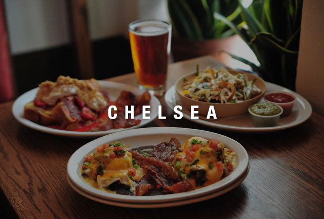 chelsea brunch