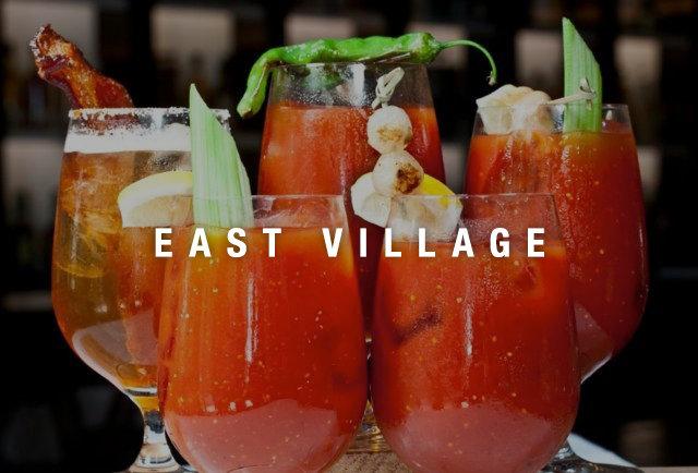 east village brunch
