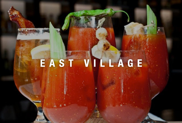 east village brunch