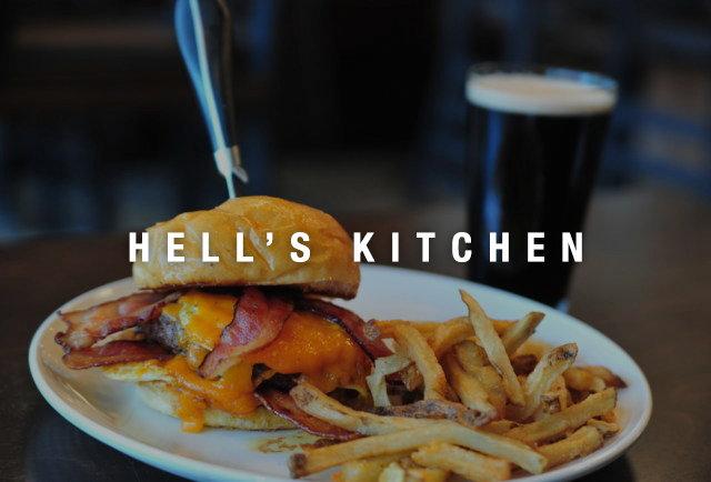 hells kitchen brunch