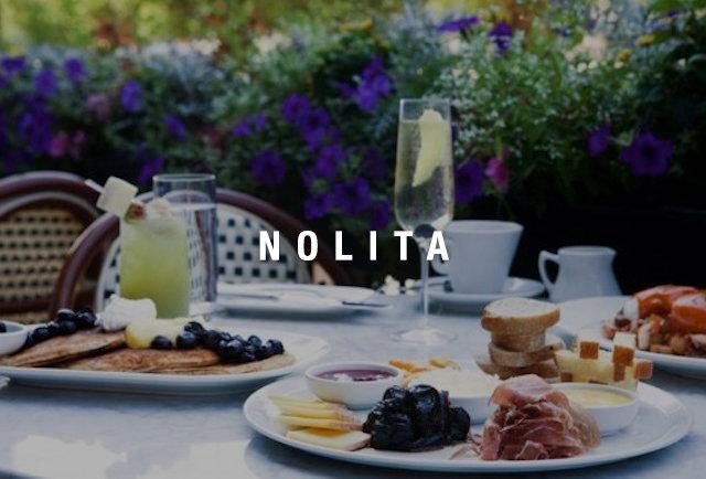 nolita brunch