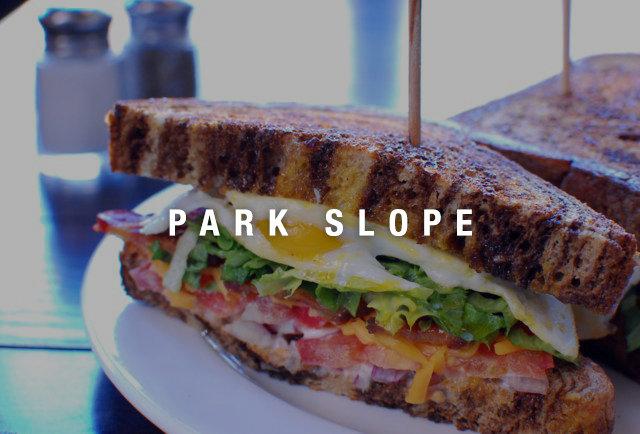 park slope brunch