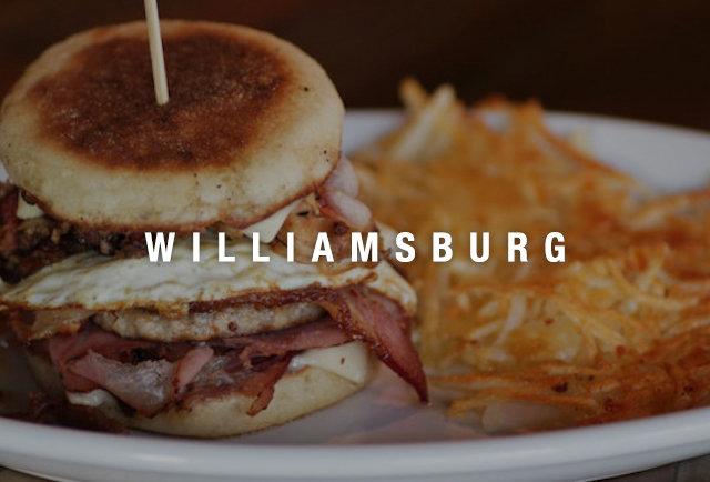 williamsburg unlimited brunch