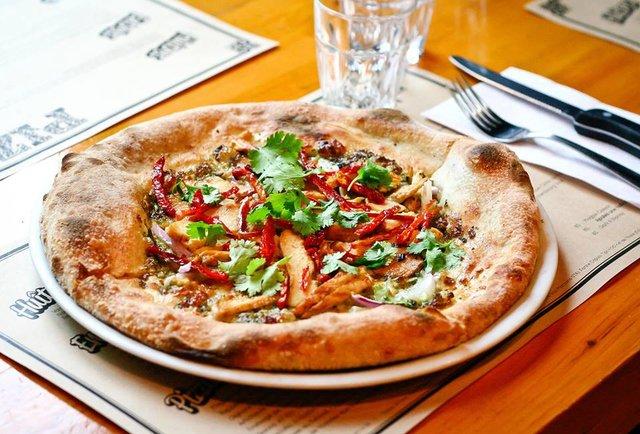 Pizzeria Magpie Montreal