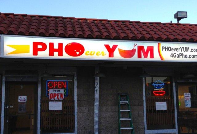pho restaurants