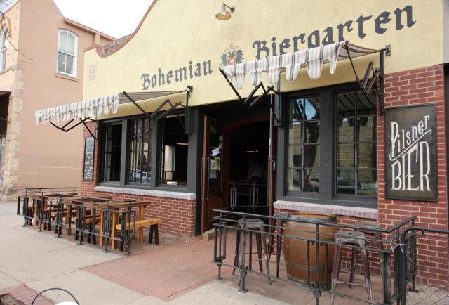 Bohemian Biergarten Thrillist 47 Denver