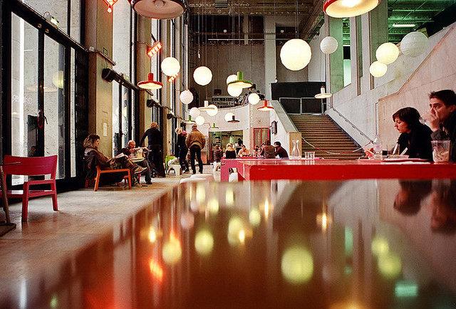Tokyo Eat at Palais de Tokyo Paris