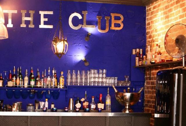 The Club Paris