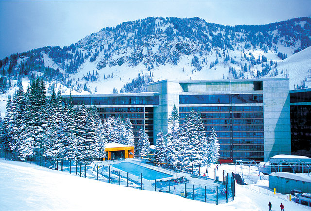 Snowbird Cliff Lodge