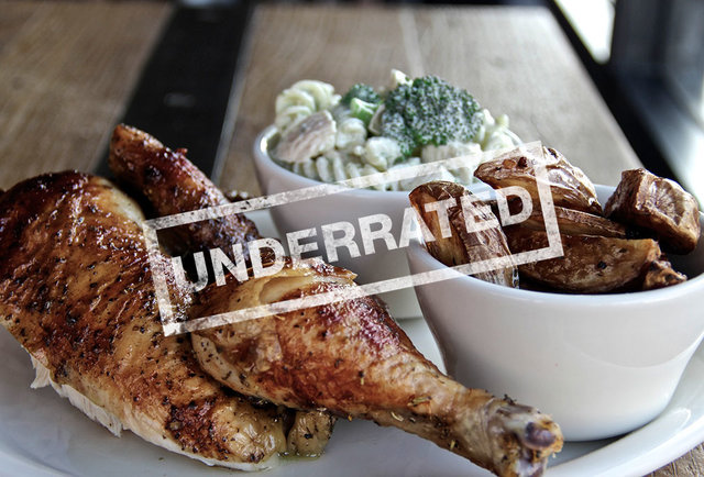 chicken underrated