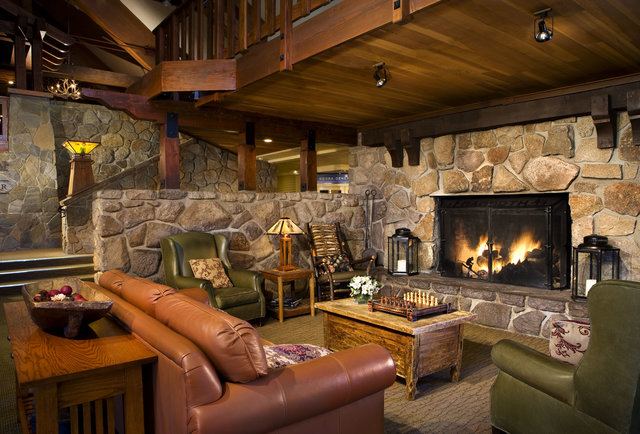 Accommodations at Mammoth