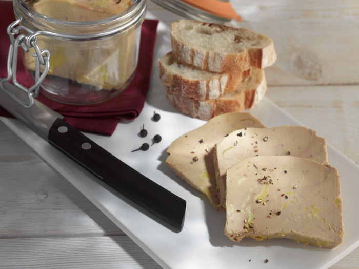 Foie gras Paris