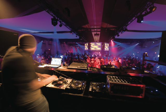 DJ Experience -- Steve Rogers, Tourism Whistler