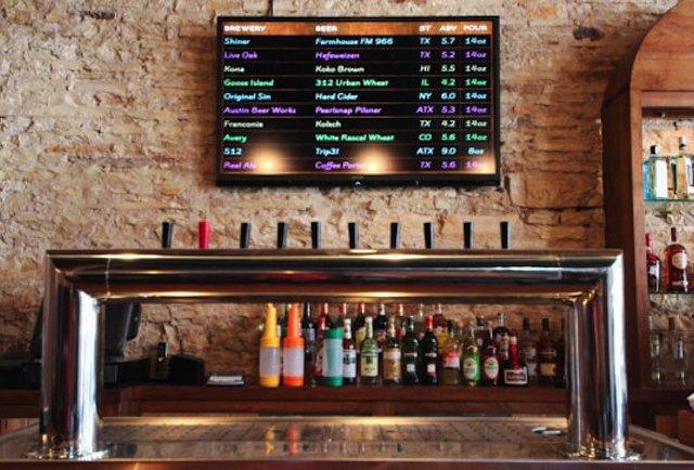 Chicago House BNOYL Happy Hour Austin