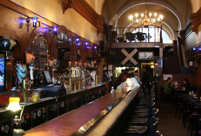 Foran S Grand Trunk Pub Great Eight Bars Detroit