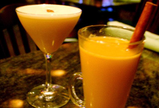 Peche BNOYL Cocktails Austin