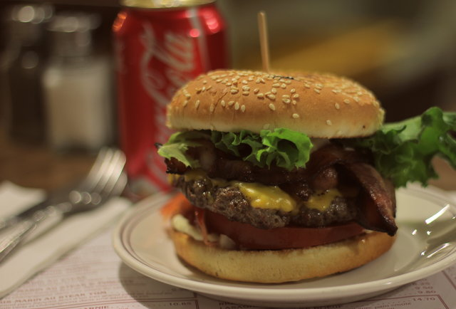 Montreal Burgers Steerburger