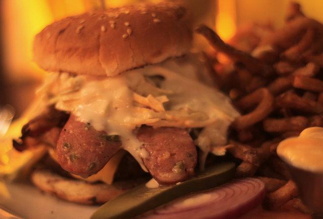 Montreal Burgers JoBlo Restaurant Steakhouse