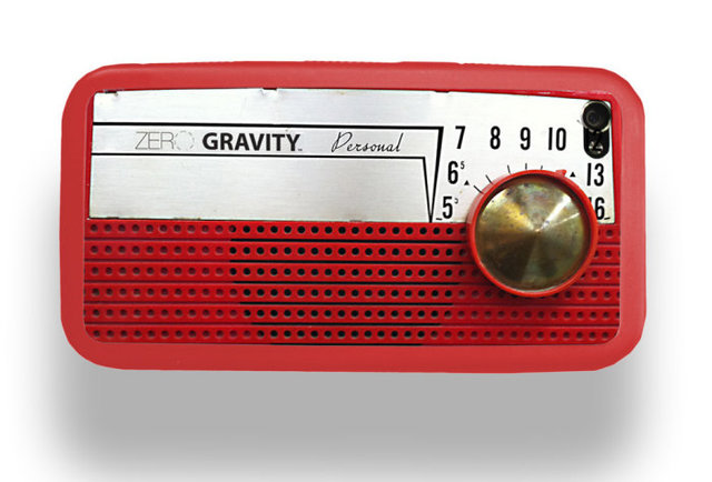 Zero Gravity Vintage Radio Case