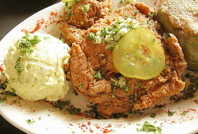NOLA Fried Chicken Jacques-Imo's
