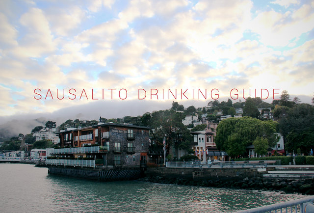 Sausalito Drinking Guide