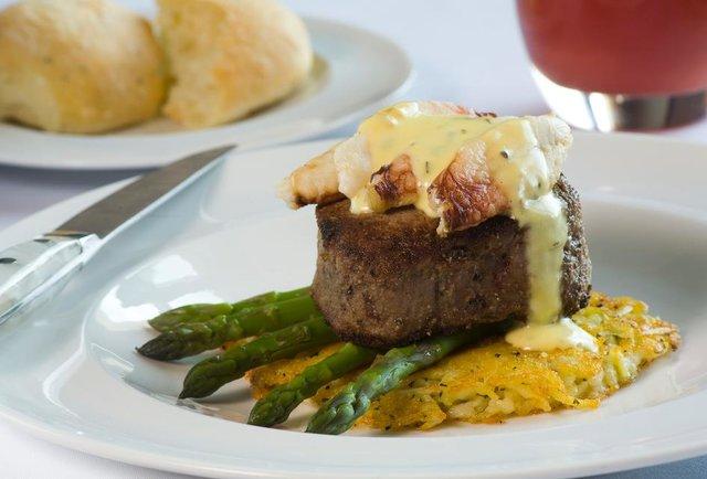 john howie steak bellevue washington