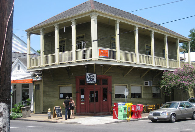 Resolution Breaking Restaurants NOLA
