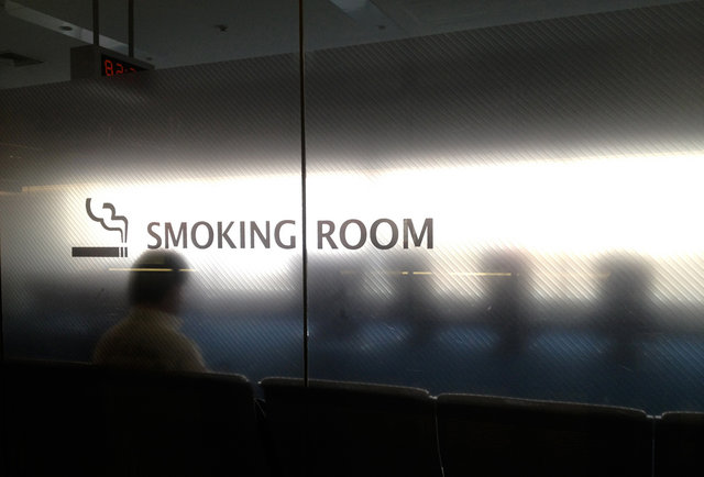 US Airports You Can Still Smoke In - Thrillist