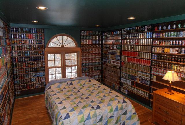 Brewhouse Mountain Eco-Inn Swedish Room