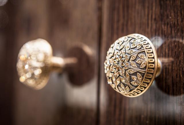 ... Granite Doorknob