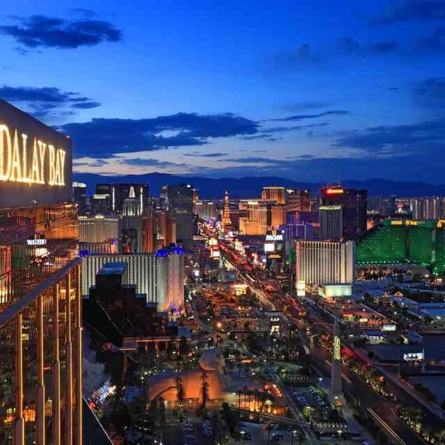 Skyfall Lounge Thrillist Las Vegas