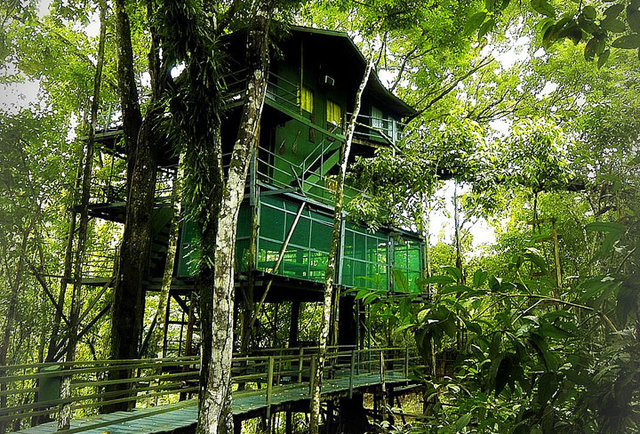 Ariau Amazon Towers Hotel