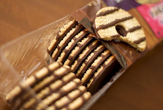 keebler's fudge stripe cookies