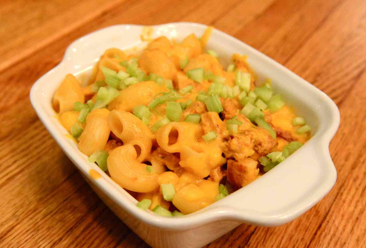 DC mac and cheese