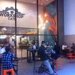 Workshop Cafe  Montgomery St  San Francisco Ca